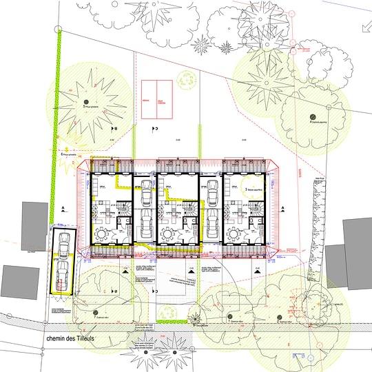 Plan d'aménagement paysager (PAP)