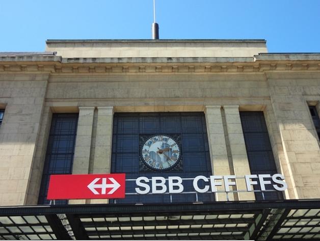 Horloge de la Gare Cornavin
