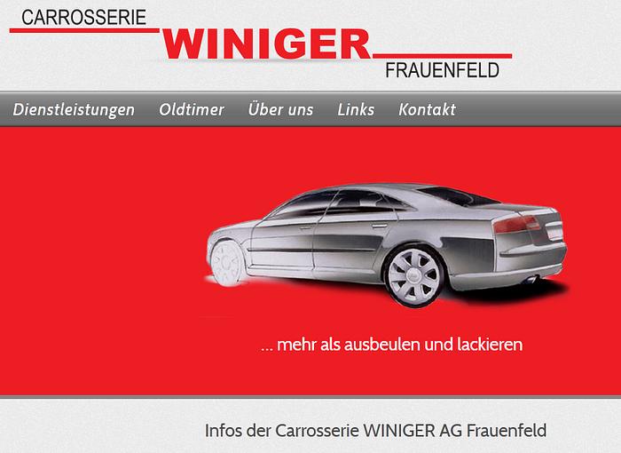 Carrosserie Winiger AG