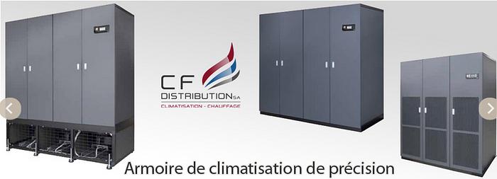 Armoire de climatisation-RC GROUP-CFDISTRIBUTION