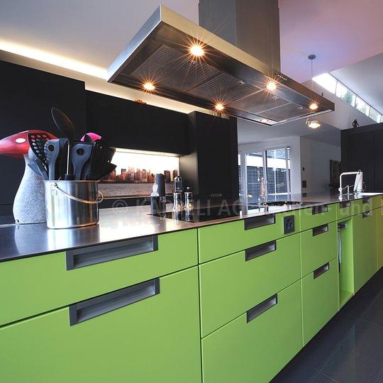 Küche Modern, KÄPPELI AG, Küchen- und Raumdesign