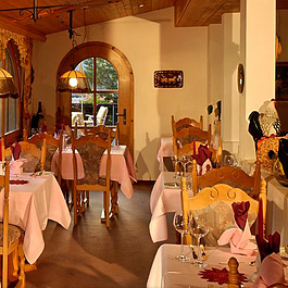 Restaurant – Hotel Sonnenberg Grindelwald