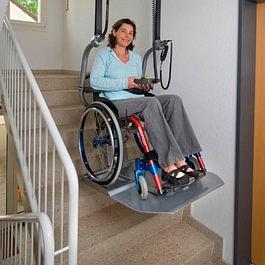 Rollstuhllift RL50P