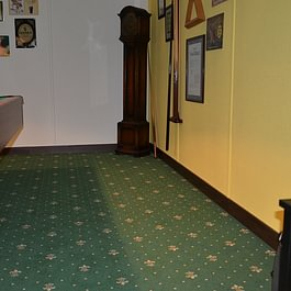 Teppich-Arbeit