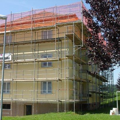 Réfection de façade