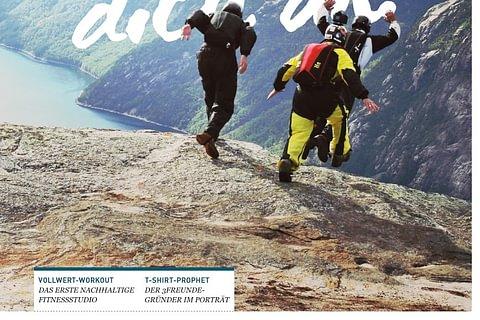 DRAN NEXT – Magazin zum Selberglauben