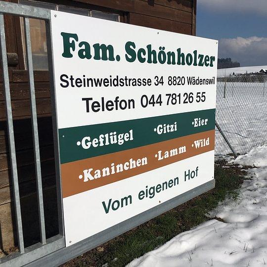 Familie Schönholzer
