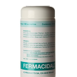 Fermacidal D2 - Desinfektionstücher