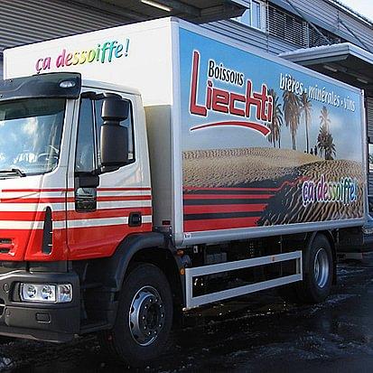 Boissons Liechti SA