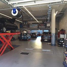 Garage de la Petite Corniche