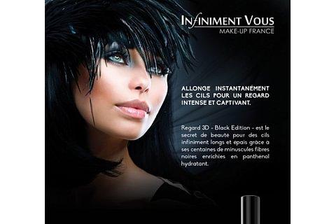 INFINIMENT VOUS - Mascara fibres 3D