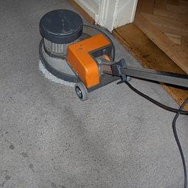 Reinigung Teppich