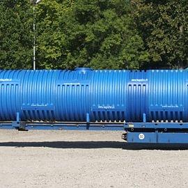 Regenwassertank 52'500 L