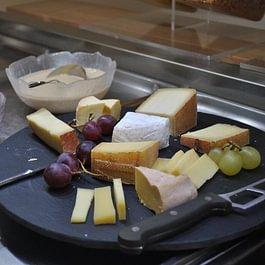 Centre de Sornetan - Buffet petit-déjeuner