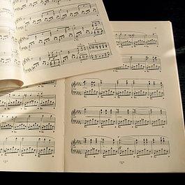 la musique naît du silence...