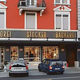 Bäckerei-Konditorei Stocker