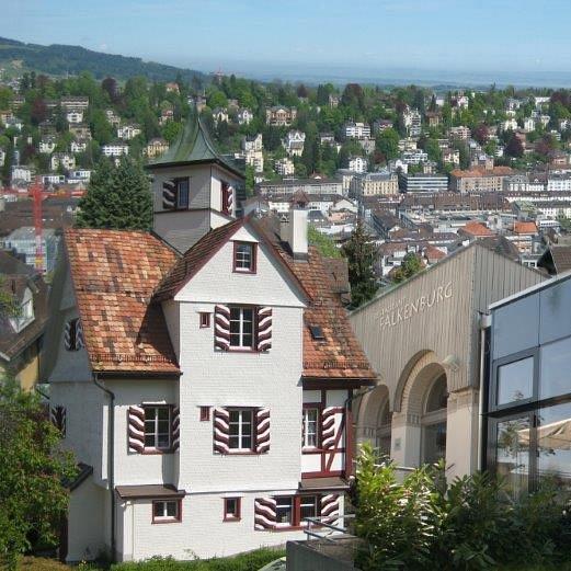 Restaurant Falkenburg, St. Gallen - Restaurant