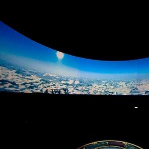 360° Panorama Show Jungfrau-Aletsch