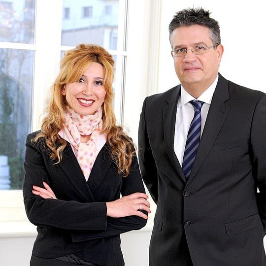 Verkaufsteam Frau I. Stalder / Herr R. Leibundgut