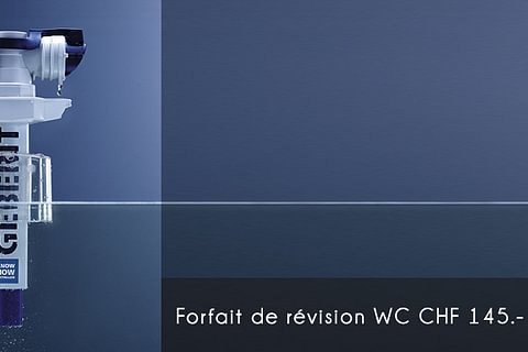 Forfait chasse WC