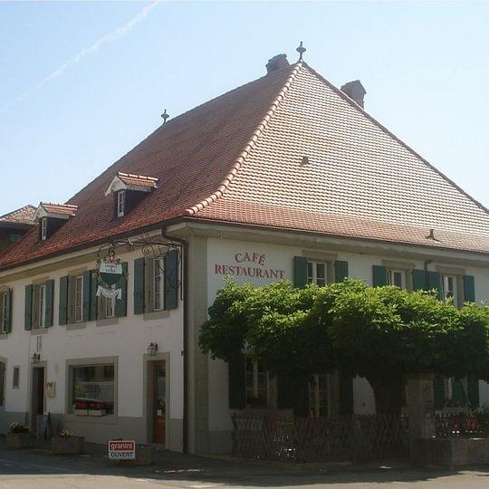 Auberge de l'Ecusson-Vaudois