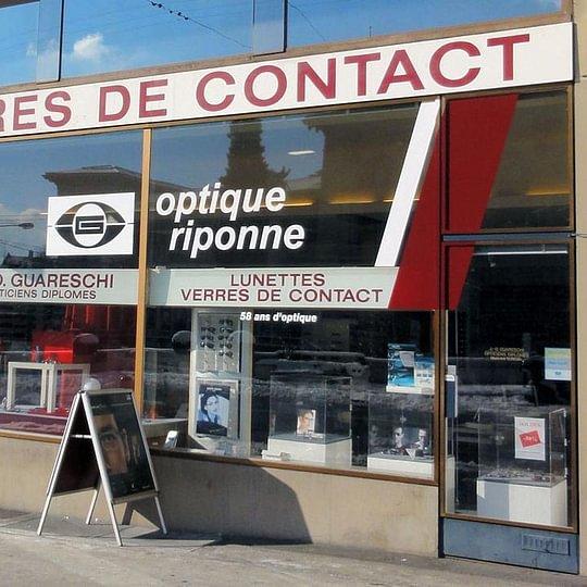 Optique Riponne - Lausanne