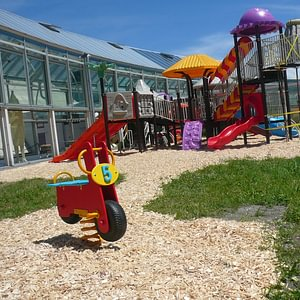 Kinderparadies Mysty Land, Outdoor