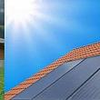 Holz-/ Sonnenenergie