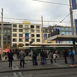 Büro Centralbahnplatz 12