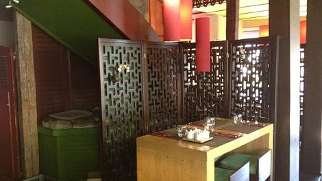 Kachon petit restaurant asiatique à Plainpalais