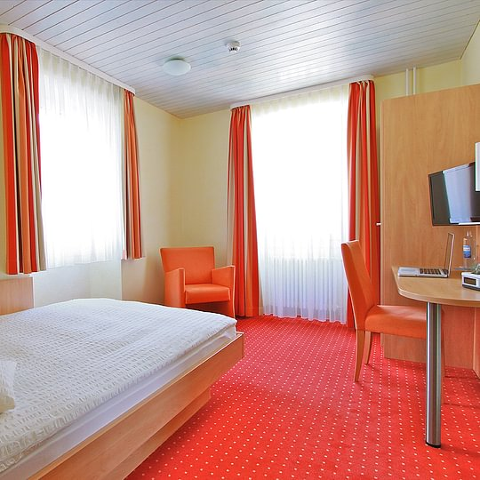 Full-Bed Zi Hotel des alpes Fiesch Aletsch Arena