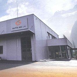 AUTO AG URI Betriebsgebäude