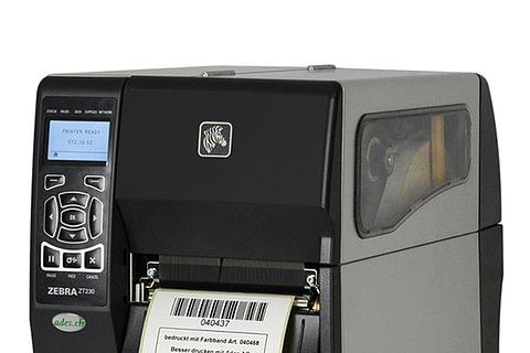 Zebra Etikettendrucker