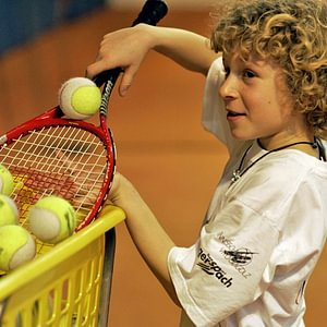 Kinder-Tennisschule