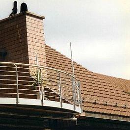 Balkone: Honegger + Enderli AG