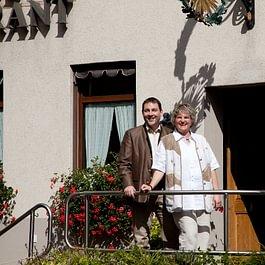 Gastgeber Susanne & Christian Brechbühl