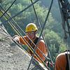 Jointoyage de piles de pont