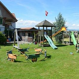 Kinderspielplatz Restaurant Neuhaus