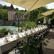 Die schönste Terrasse in Bern - unsere Aareterrasse