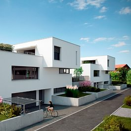4 Villen, Hohestrasse, Oberwil
