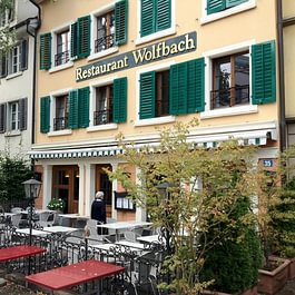 Restaurant Wolfbach