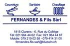 FERNANDES & Fils Sàrl