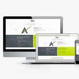 Site internet et identité | Peakfinance