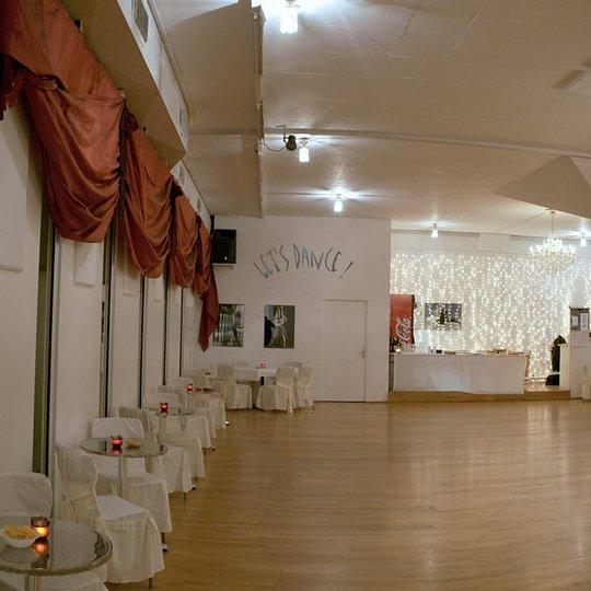 Panorama Bild Ballroom