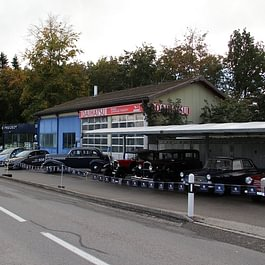 Garage Raemy Brünisried