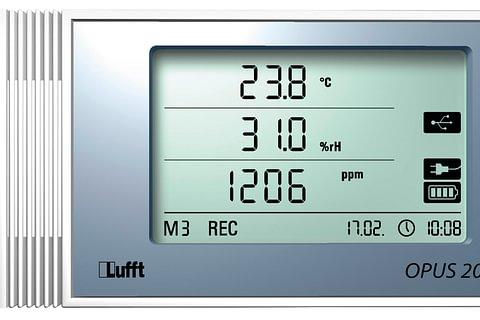 Temperatur und Feuchte / Température et humidité