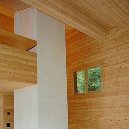Innenausbau / Treppe