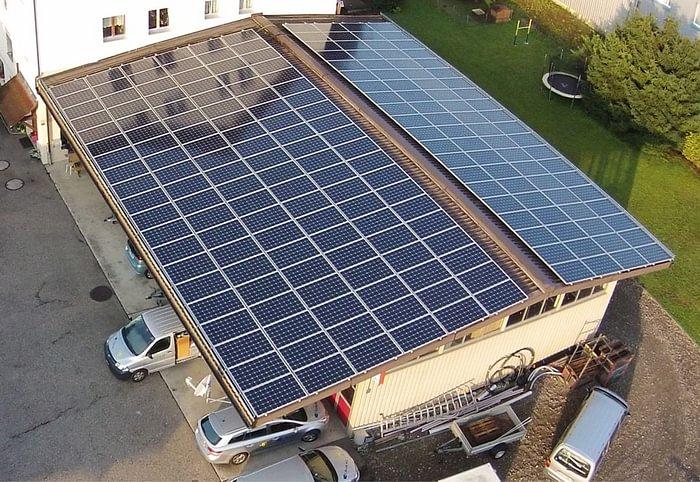 Photovoltaikanlage Kunz AG