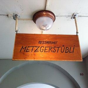 Metzgerstübli
