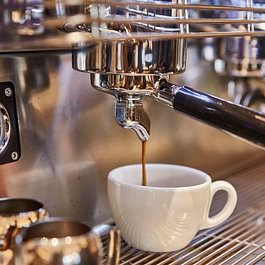 La vie en rose - Kaffee